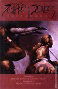 Jeffrey Jones Sketchbook HC (2000) 1A-1ST