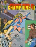 Champions II SC (1982 Role Playing Game) 1-1ST