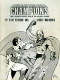 Champions The SUPER Role-Playing Game SC (1982 Hero Games) 2nd Edition 1-1ST