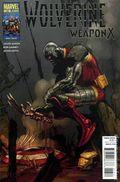Wolverine Weapon X (2009 Marvel) 13