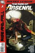 Justice League Rise of Arsenal (2010) 3