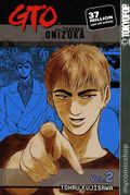 GTO GN (2002-2005 Tokyopop Digest) 2-REP