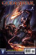 God of War (2010 DC/Wildstorm) 2
