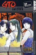 GTO GN (2002-2005 Tokyopop Digest) 14-REP