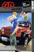 GTO GN (2002-2005 Tokyopop Digest) 21-REP
