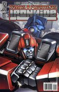 Transformers Ironhide (2010 IDW) 1A