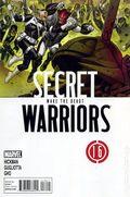 Secret Warriors (2009 Marvel) 16A