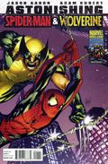 Astonishing Spider-Man and Wolverine (2010) 1A