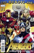 Avengers (2010 4th Series) 1A