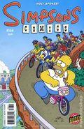 Simpsons Comics (1993) 166