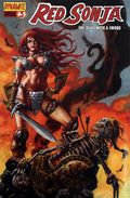 Red Sonja (2005 Dynamite) Annual 3A