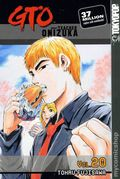 GTO GN (2002-2005 Tokyopop Digest) 20-REP