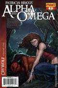 Alpha and Omega Cry Wolf (2010 Dynamite) Volume One 1A