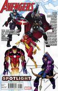 Avengers Spotlight (2010 Marvel) 1