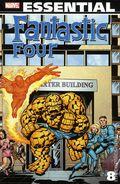 Essential Fantastic Four TPB (1998-2013 Marvel) 1st Edition 8-1ST