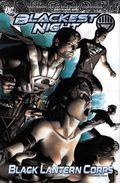 Blackest Night Black Lantern Corps HC (2010 DC) 2-1ST