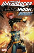 Marvel Adventures Black Widow and the Avengers TPB (2010 Marvel Digest) 1-1ST