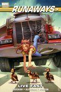 Runaways Live Fast HC (2010 Marvel) 1-1ST