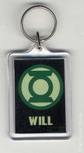 DC Comics Key Chain (1982-Present) GREEN