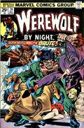 Werewolf by Night (1972 1st Series) Mark Jewelers 24MJ