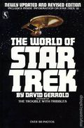 World of Star Trek SC (1984 Blue Jay Books) Revised Edition 1-REP