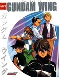 Anime Art Gallery The Art of Gundam Wing SC (2001) 1-1ST