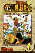 One Piece TPB (2003- Viz Digest) 1-REP