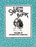 R. Crumb Sketchbook SC (1992-2004 Fantagraphics) 9-1ST