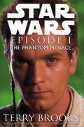 Star Wars Episode I The Phantom Menace HC (1999 A Del Rey Novel) 1B-1ST