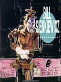 Bill Sienkiewicz Sketchbook SC (1990 Fantagraphics) 1-1ST