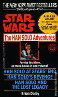 Star Wars The Han Solo Adventures PB (1992 Del Rey Novel) 1-1ST