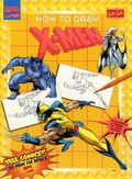 How to Draw X-Men SC (1997 Walter Foster) 1-1ST