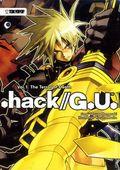 Dot Hack Sign Gu SC (2009 Novel) 1-1ST
