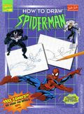 How to Draw Spider-Man SC (1996 Walter Foster) 1-1ST