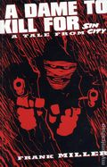 Sin City A Dame to Kill For TPB (1995 Dark Horse) 2nd Edition 1-1ST