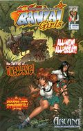 Banzai Girls Annual (2009 Arcana Studios) 1