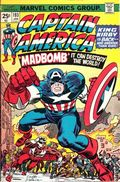 Captain America (1968 1st Series) Mark Jewelers 193MJ