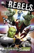REBELS The Coming of Starro TPB (2010) 1-1ST