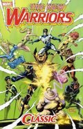 New Warriors Classic TPB (2009-2011 Marvel) 1st Edition 2-1ST