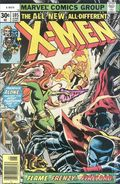 Uncanny X-Men (1963 1st Series) Mark Jewelers 105MJ