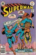 Superman (1939 1st Series) Mark Jewelers 306MJ