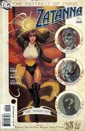Zatanna (2010 2nd Series) 2A