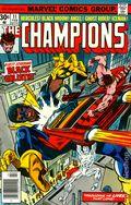 Champions (1975-1978 Marvel 1st Series) Mark Jewelers 11MJ