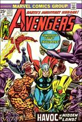Avengers (1963 1st Series) Mark Jewelers 127MJ