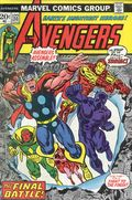Avengers (1963 1st Series) Mark Jewelers 122MJ