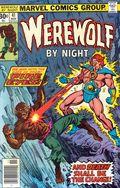 Werewolf by Night (1972 1st Series) Mark Jewelers 41MJ