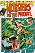 Monsters On The Prowl (1971) National Diamond 16NDS