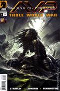 Aliens vs. Predator Three World War (2009 Dark Horse) 5