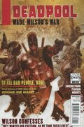 Deadpool Wade Wilson's War (2010) 1