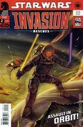 Star Wars Invasion Rescues (2010 Dark Horse) 2